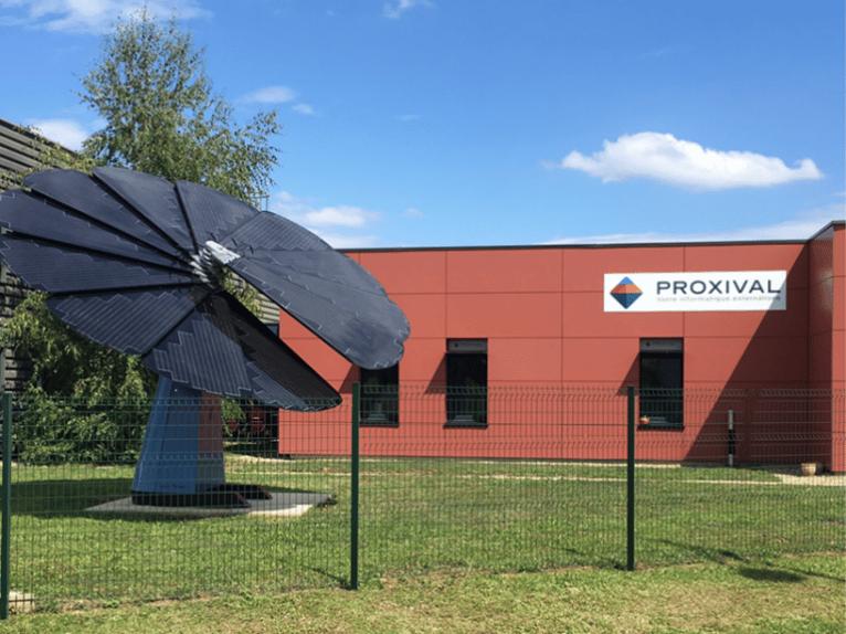 SmartFlower Proxival