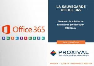 Sauvegarde Office 365