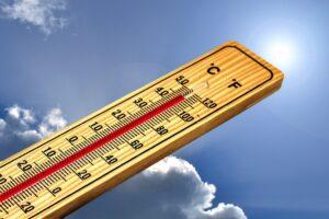 Grosses chaleurs