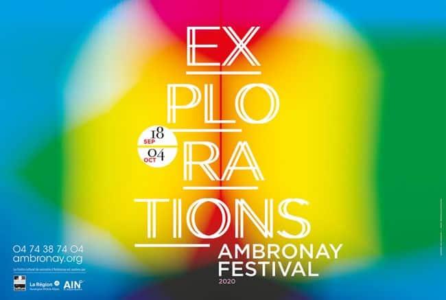 Festival d'Ambronay 41e édition